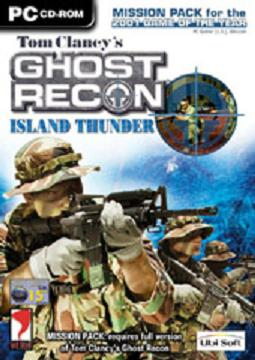 Descargar Ghost Recon The Island Thunder[spanhis] por Torrent